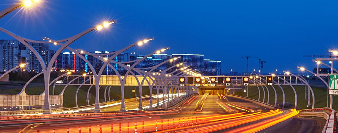 Budowa ikonserwacja oświetlenia ulicznego